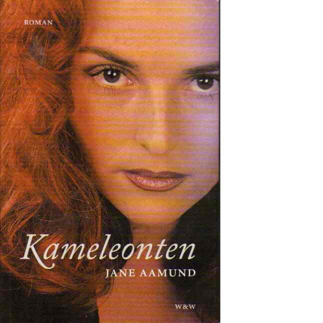 Kameleonten - Aamund, Jane
