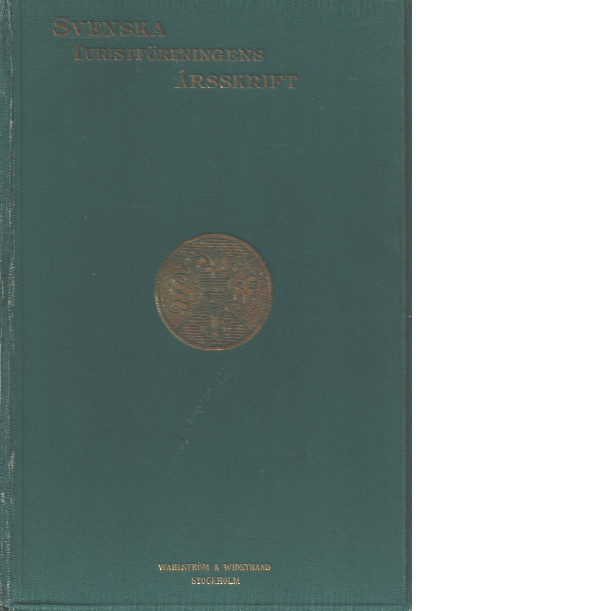 STF:s årsskrift 1918 - Red.