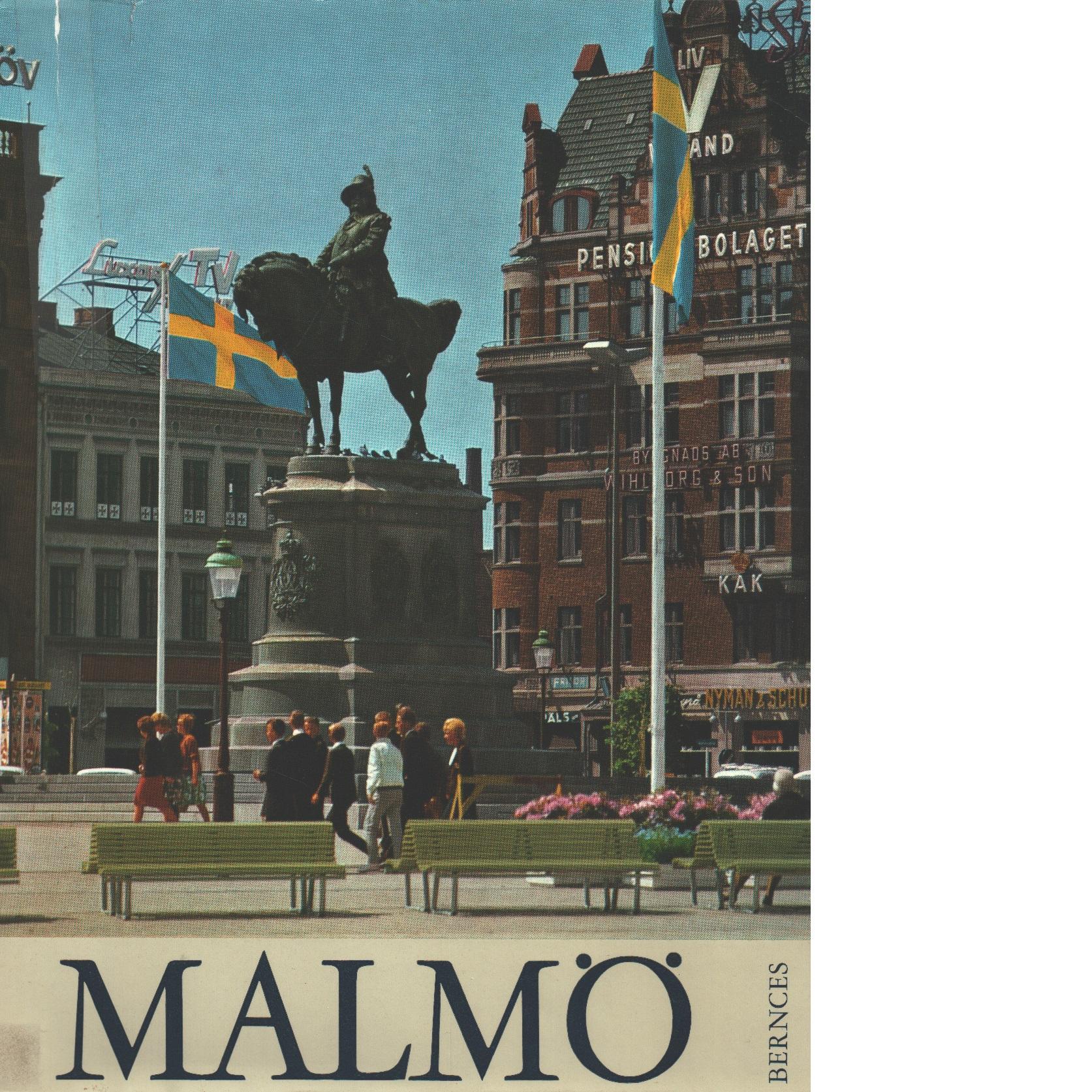 Malmö - Jönsson, Gabriel och Lindbom, Lars samt Jakobsen, Nicolai