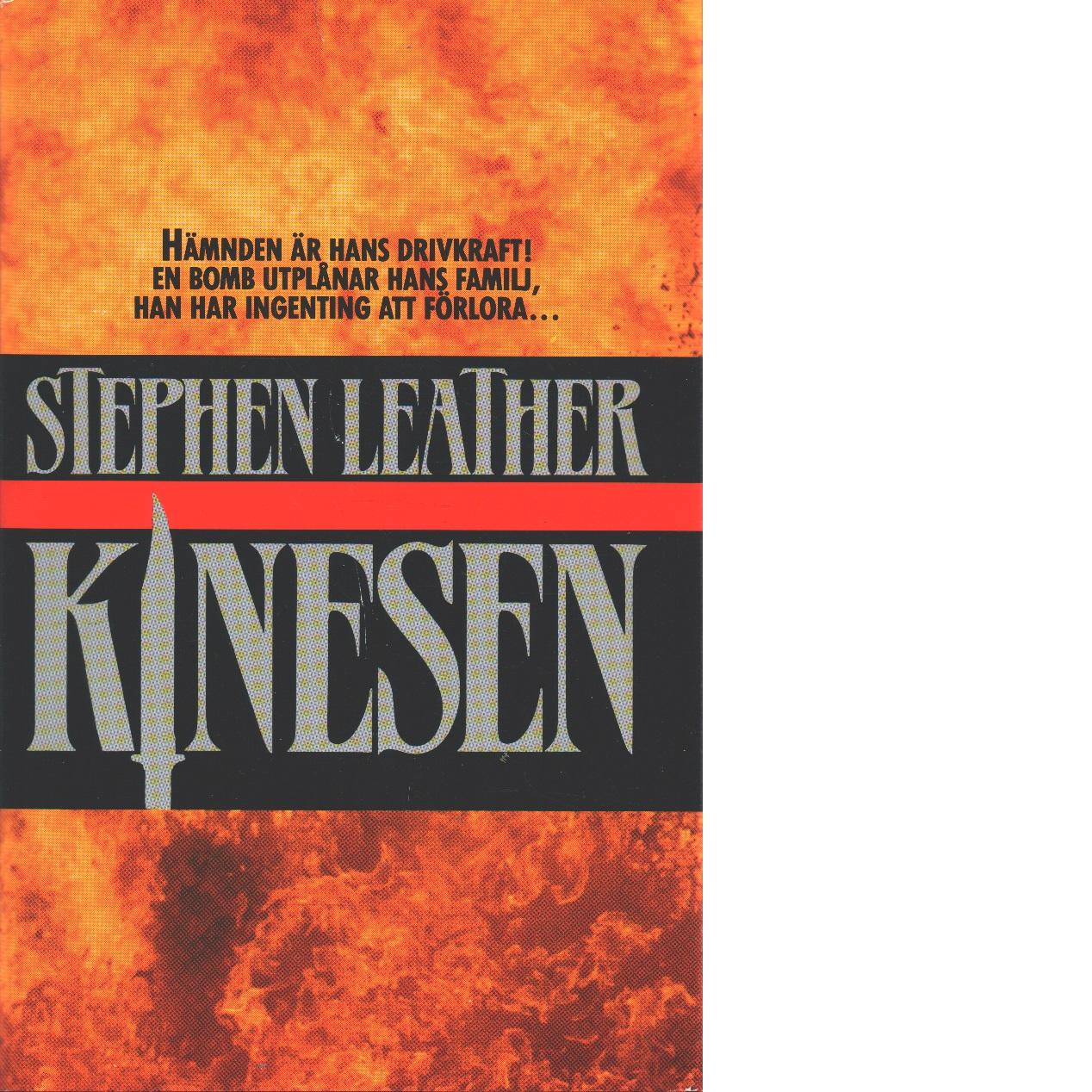 Kinesen - Leather, Stephen