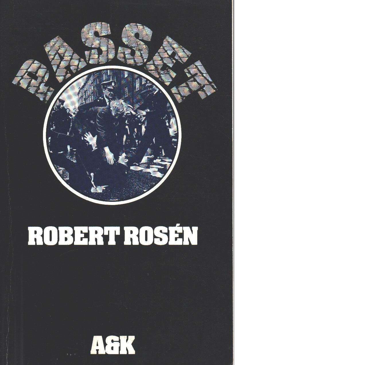 Passet - Rosén, Robert