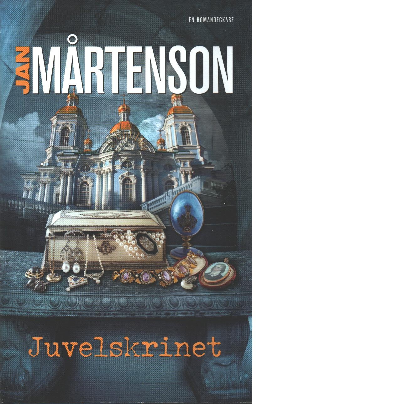 JUVELSKRINET - Mårtenson, Jan
