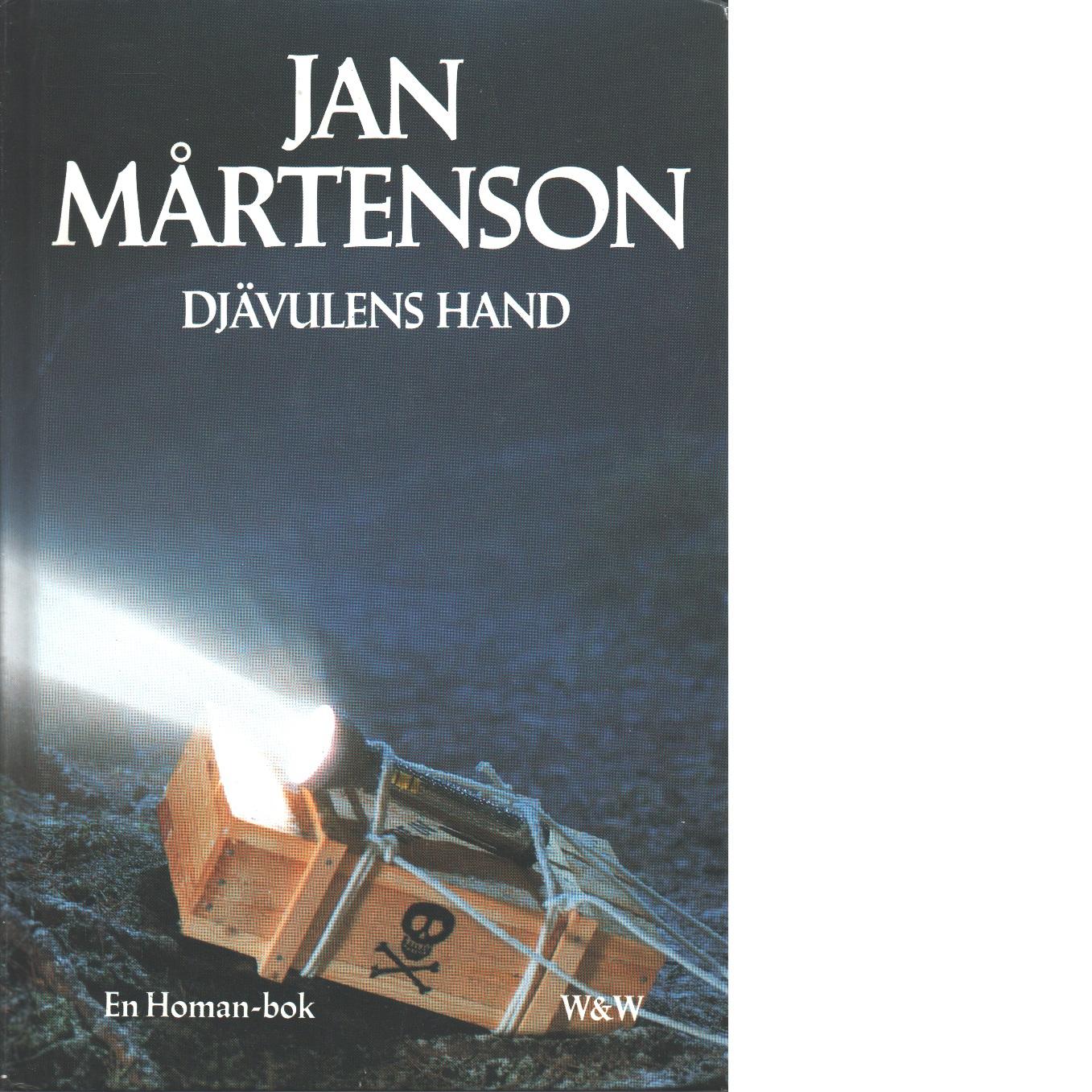 Djävulens hand - Mårtenson, Jan