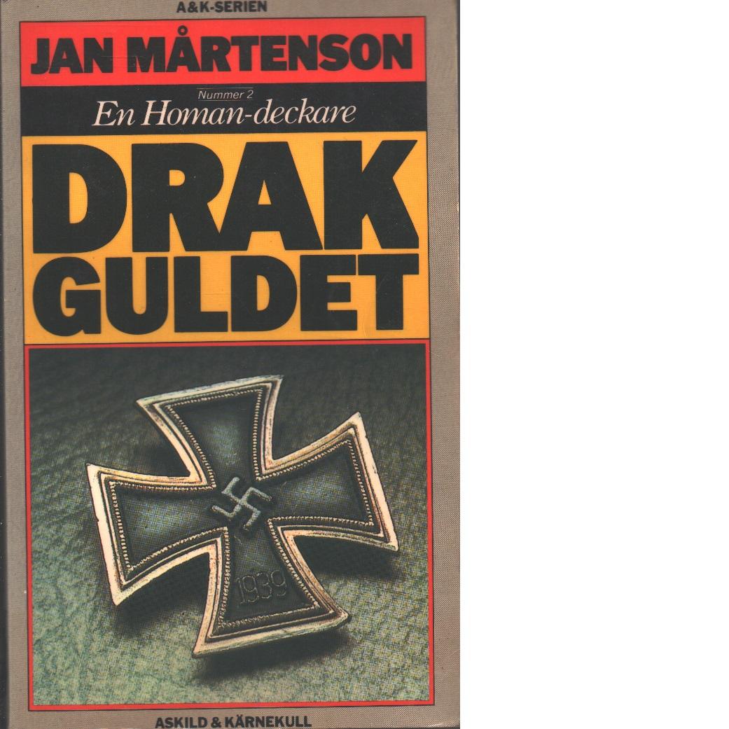 Drakguldet - Mårtenson, Jan