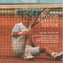 Tennis med ett leende - Pernfors, Mikael och Pernfors, Bengt