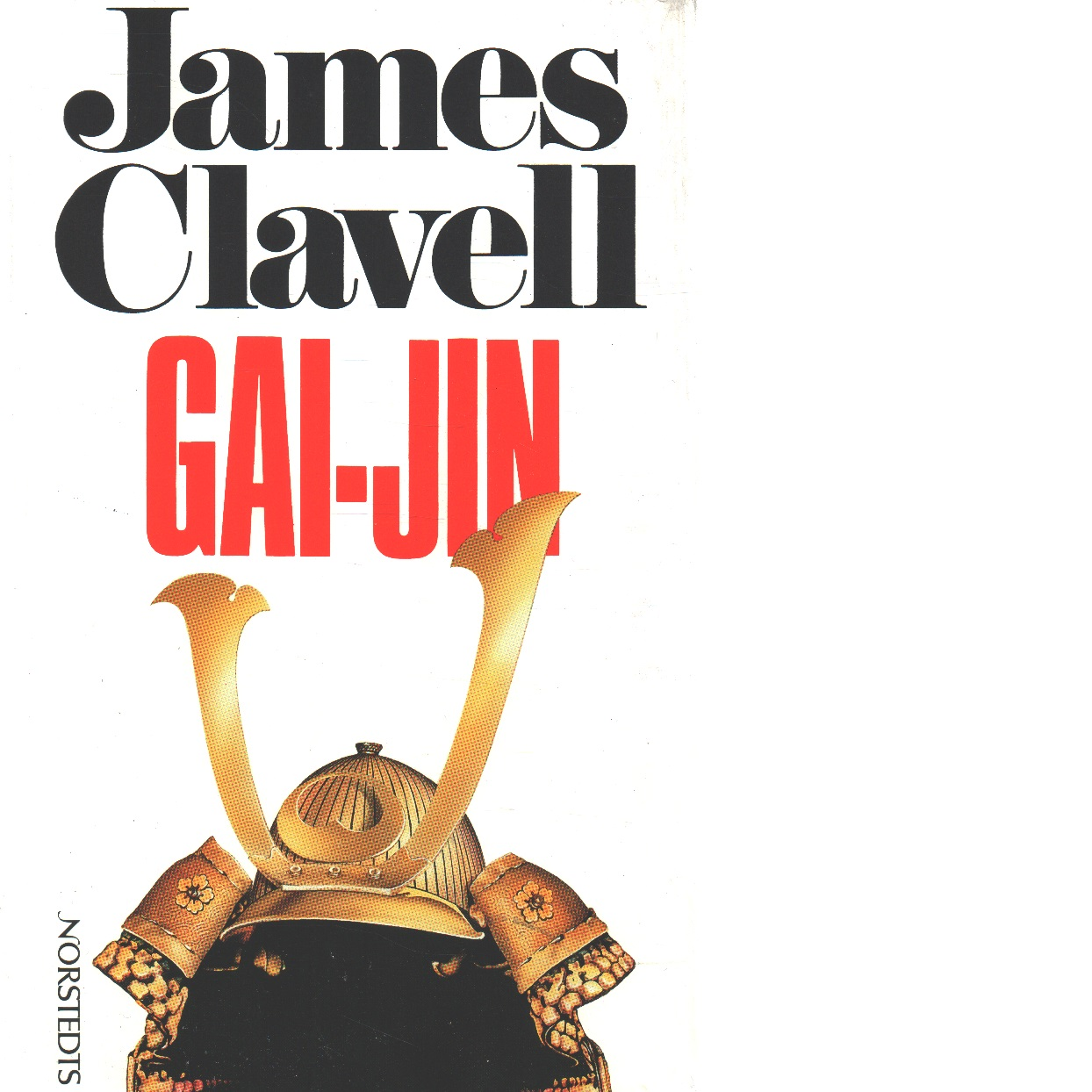 Gai-jin : en roman om Japan - Clavell, James
