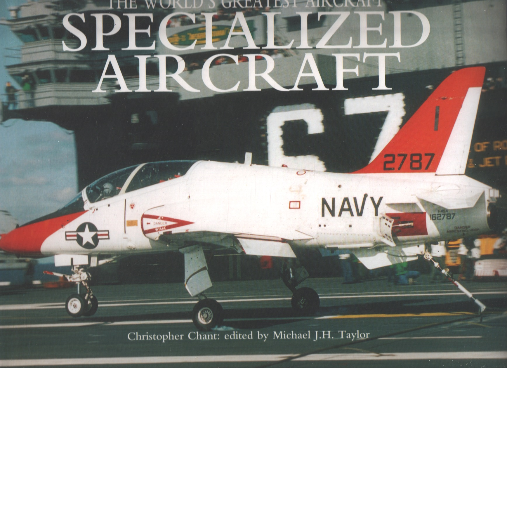 Specialized Aircraft - Chant, Christopher