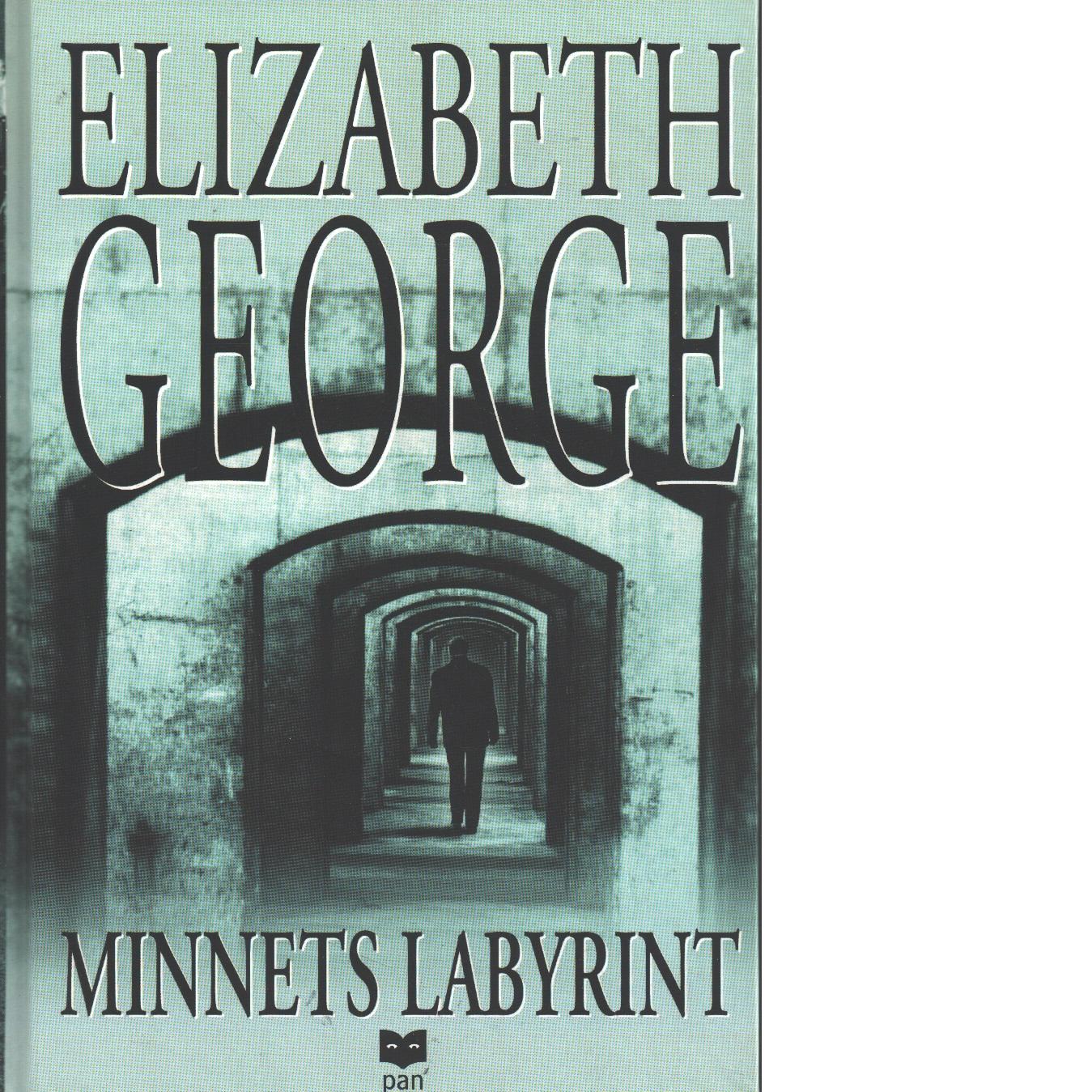 Minnets labyrint : en deckare - George, Elizabeth