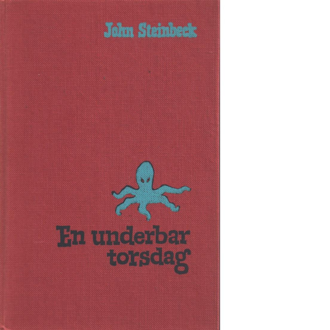 En underbar torsdag - Steinbeck, John
