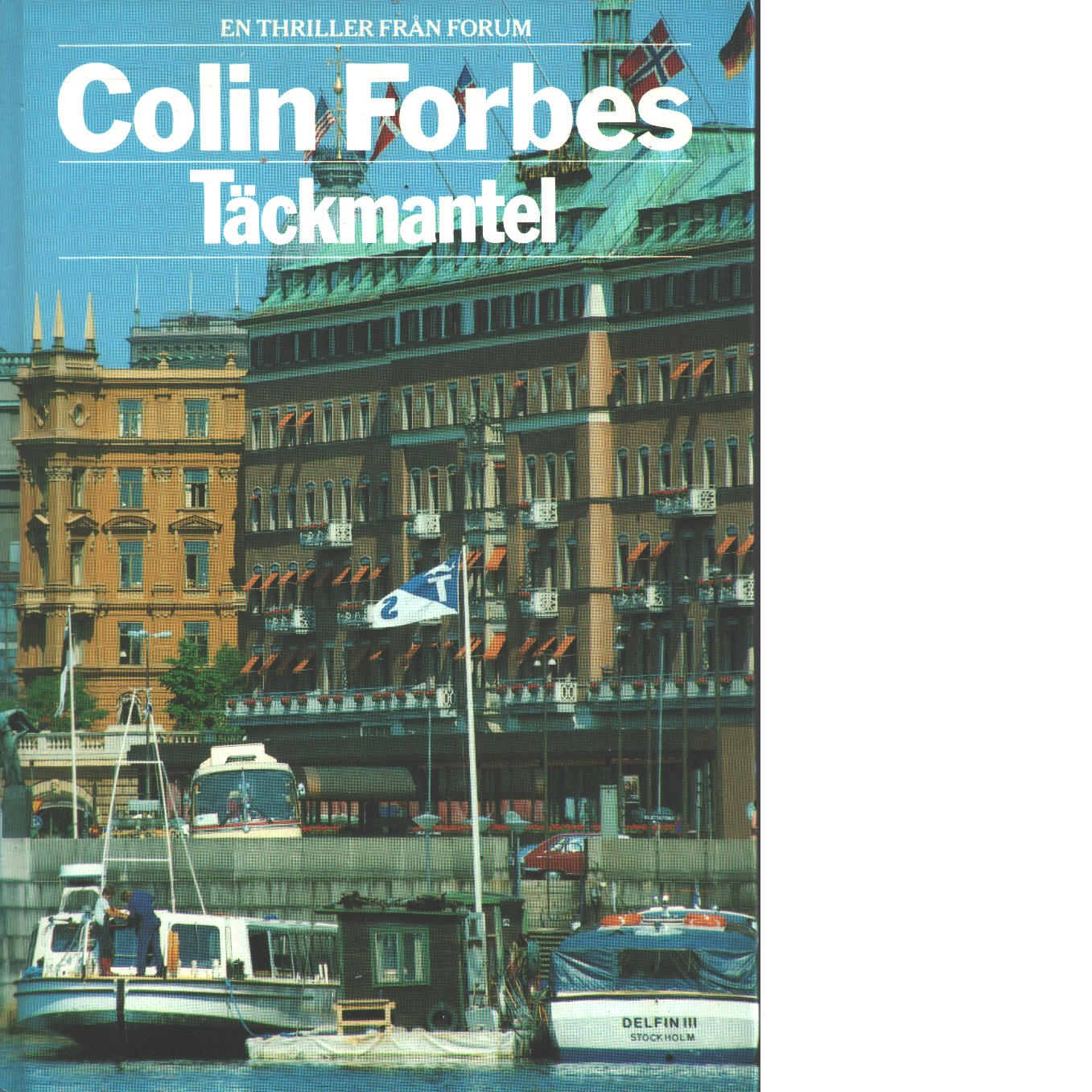 Täckmantel - Forbes, Colin