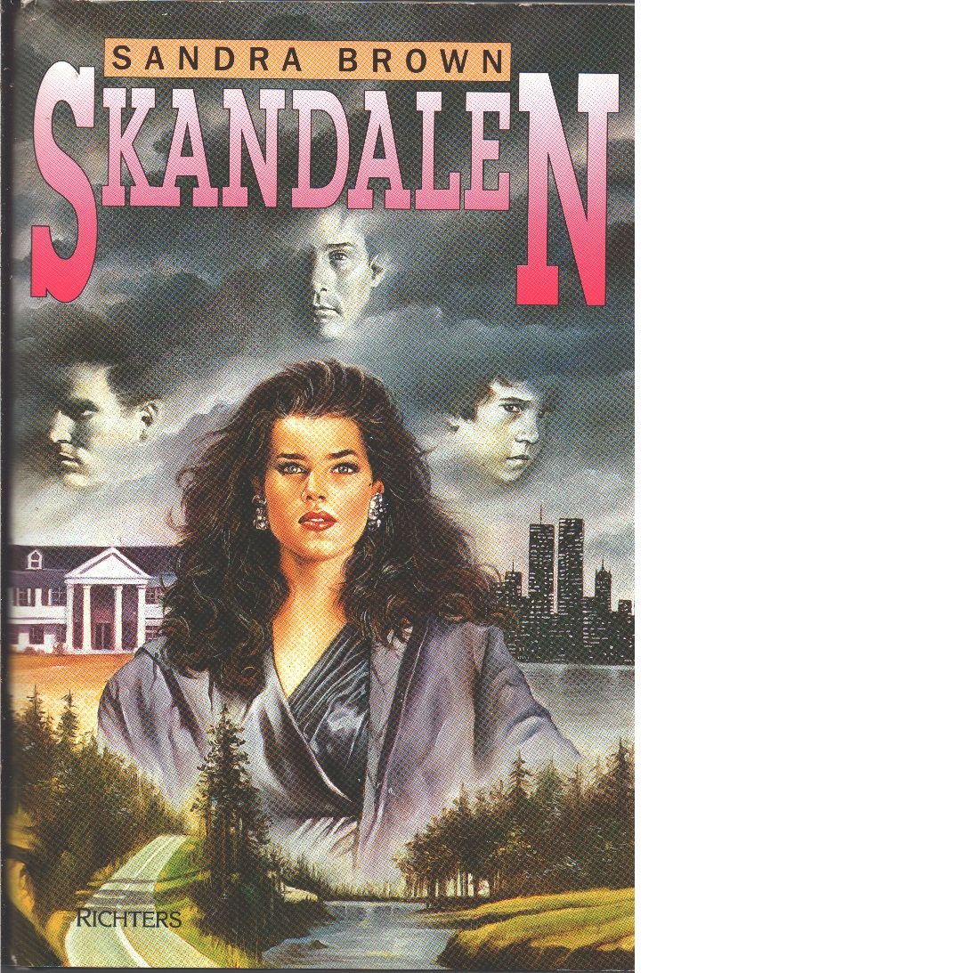 Skandalen - Brown, Sandra