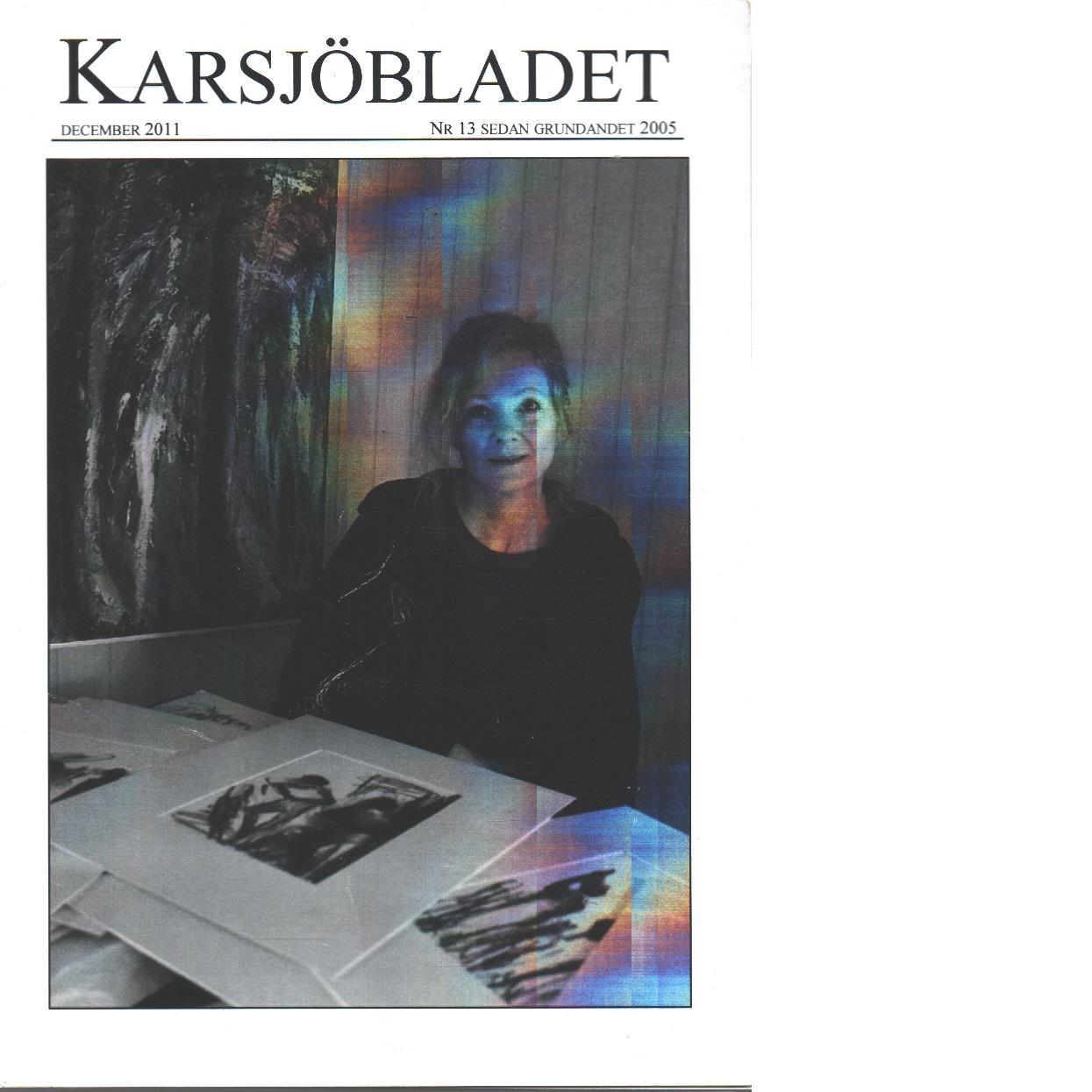 Karsjöbladet 13 - Red.