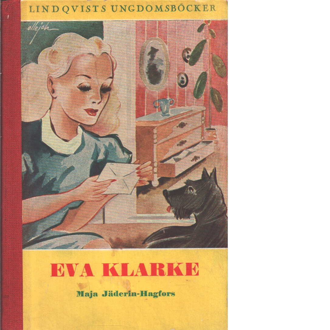 Eva Klarke. - Jäderin-hagfors, Maja