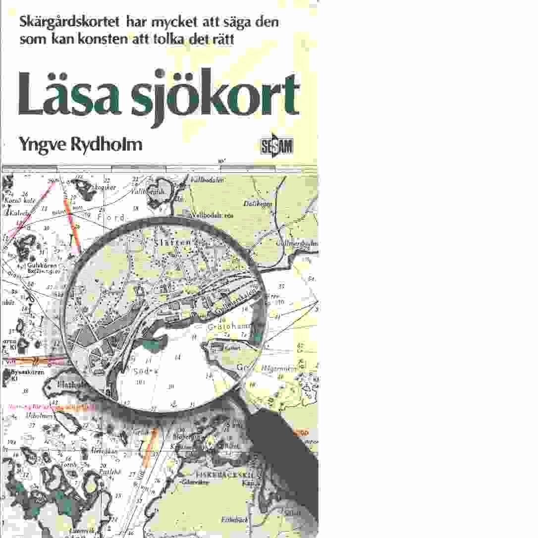Läsa sjökort - Rydholm, Yngve