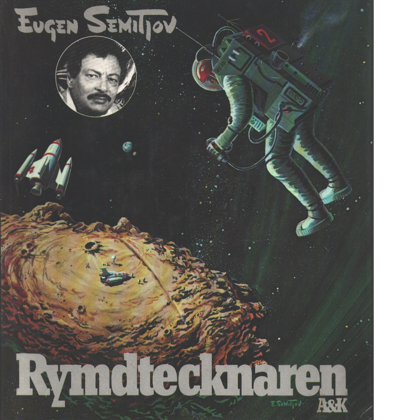 Rymdtecknaren - Semitjov, Eugen