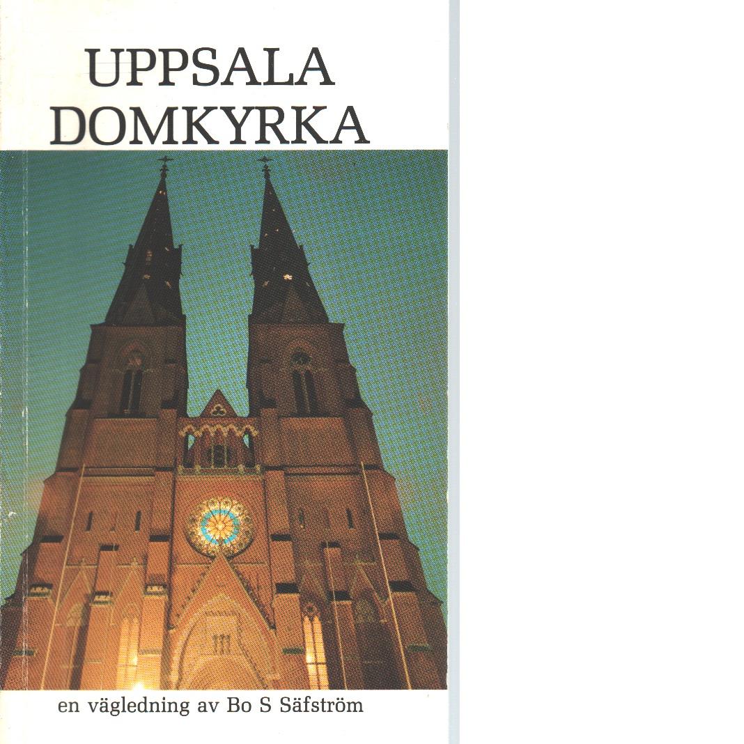 Uppsala domkyrka : en vägledning - Säfström, Bo S.