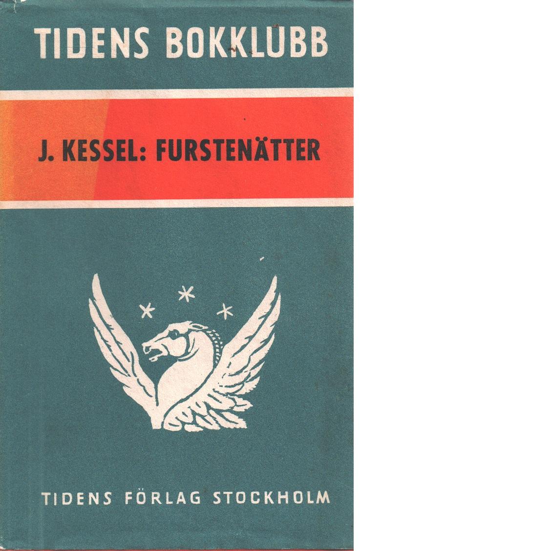 Furstenätter - Kessel, Joseph