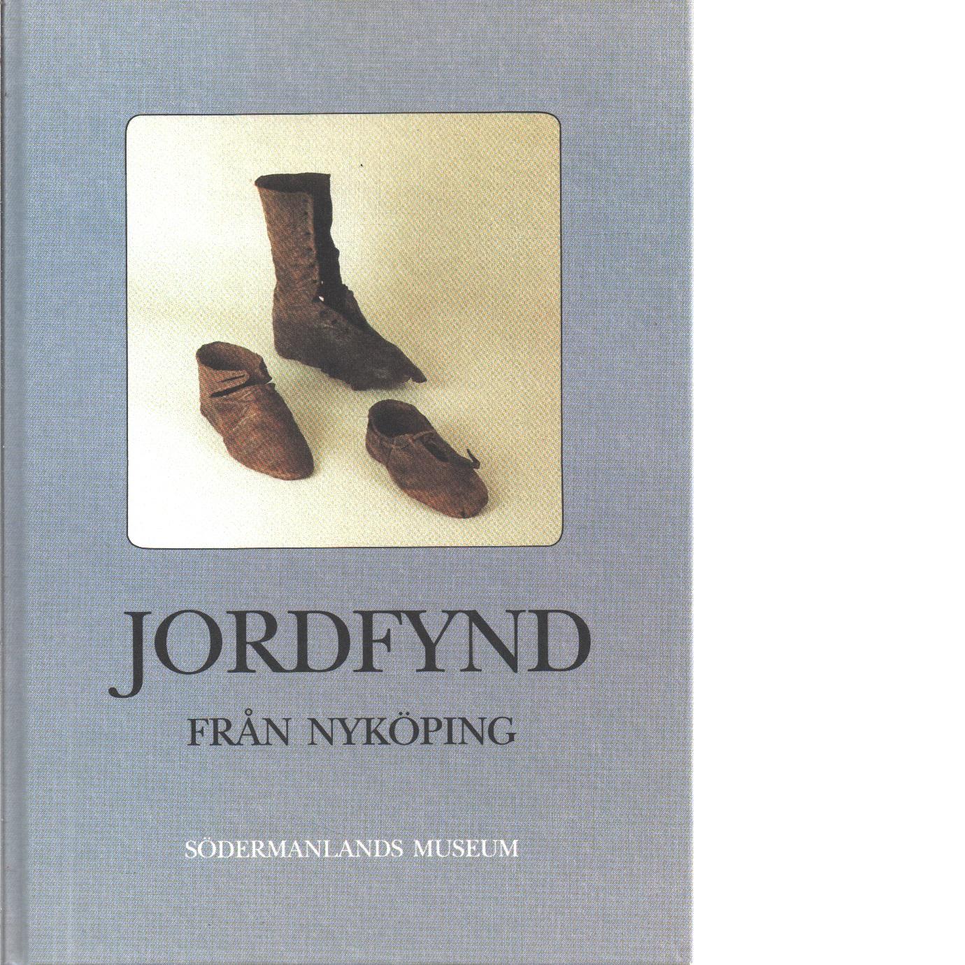 Jordfynd från Nyköping - Wachtmeister, Alarik och Wachtmeister, Ingegerd