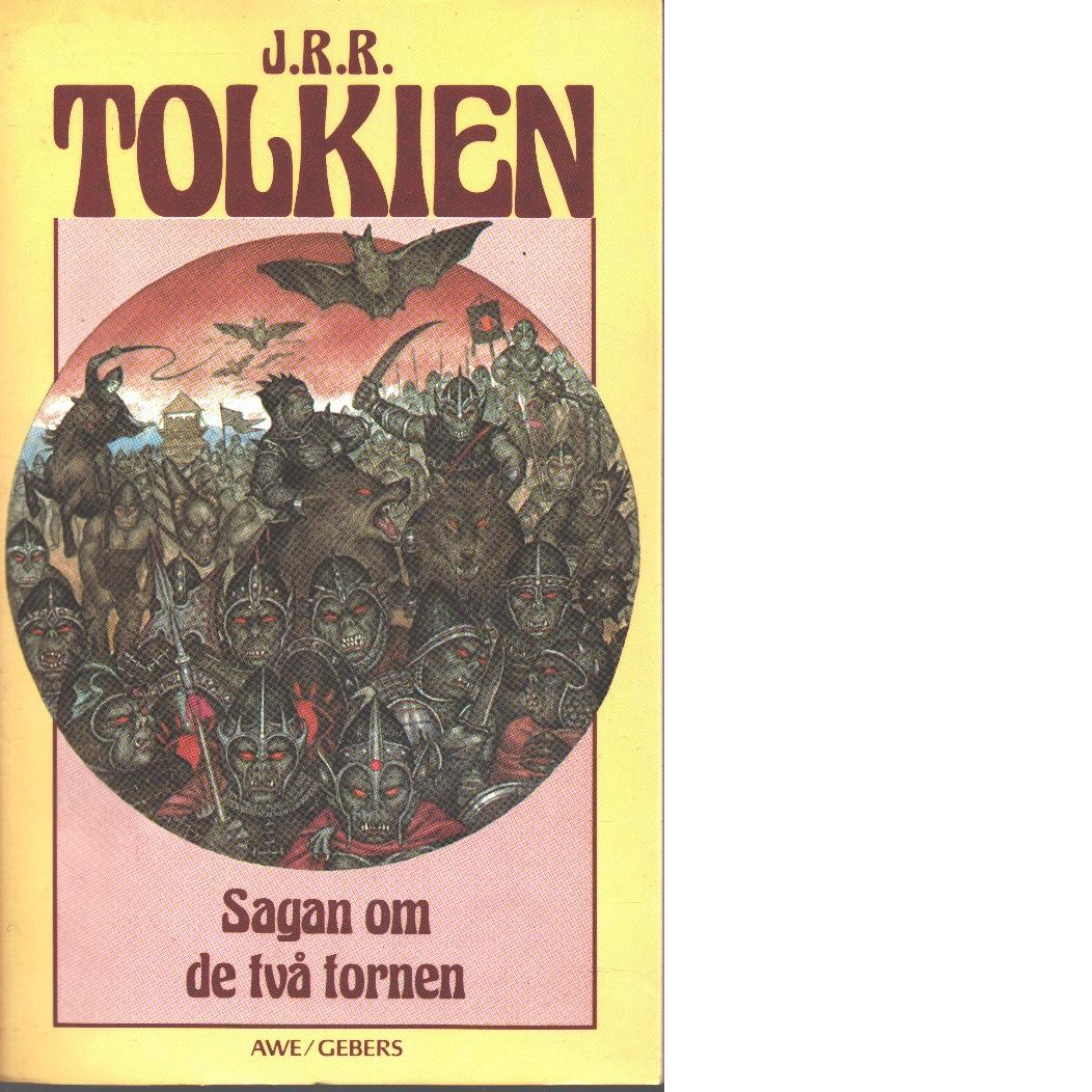 Sagan om de två tornen - Tolkien J. R.R.