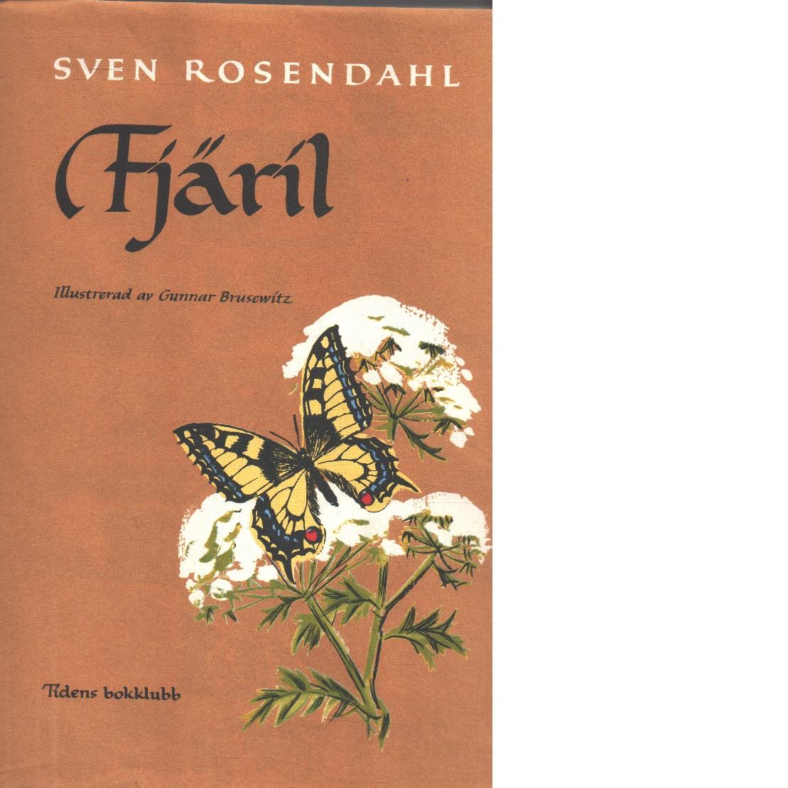 Fjäril - Rosendahl, Sven