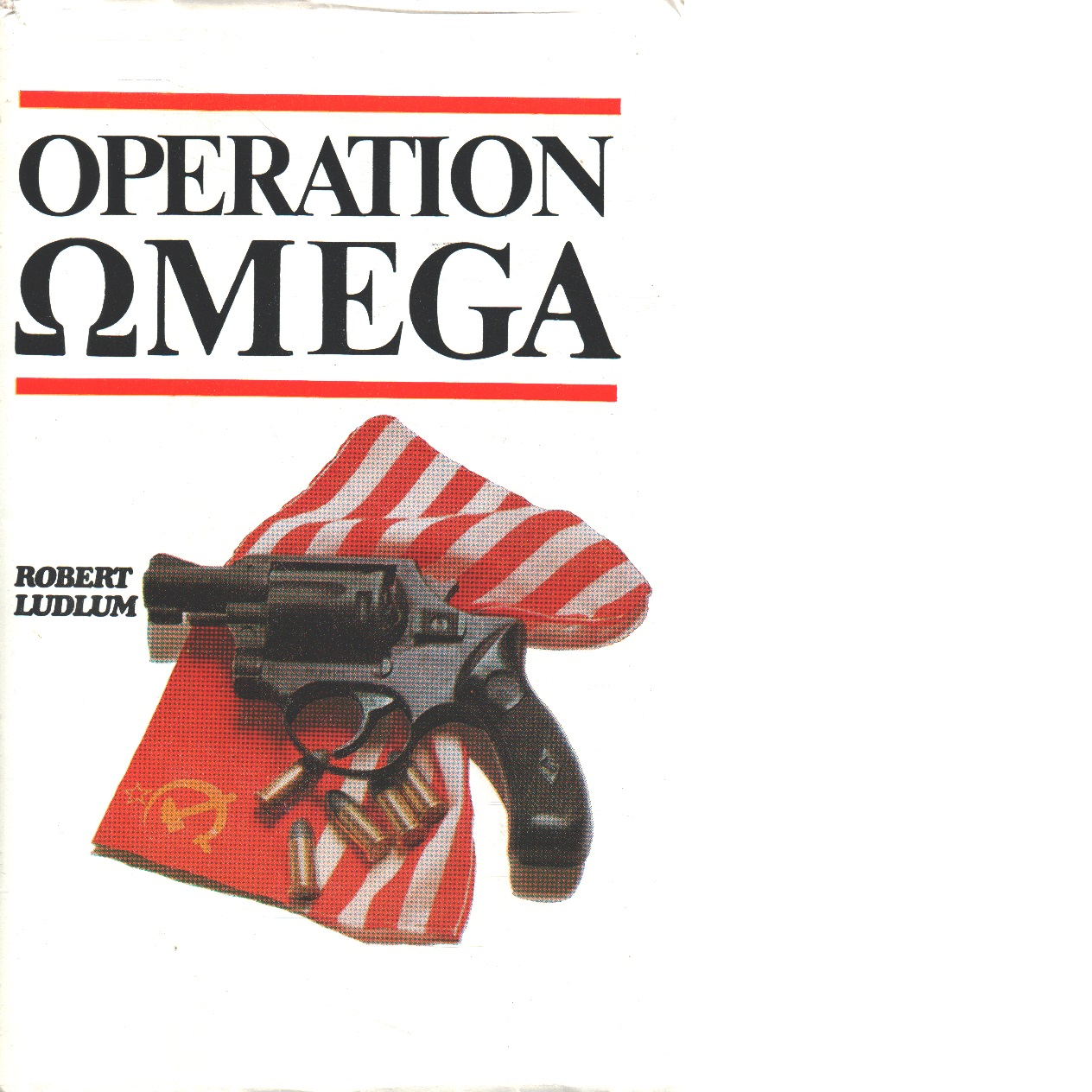 Operation Omega - Ludlum, Robert