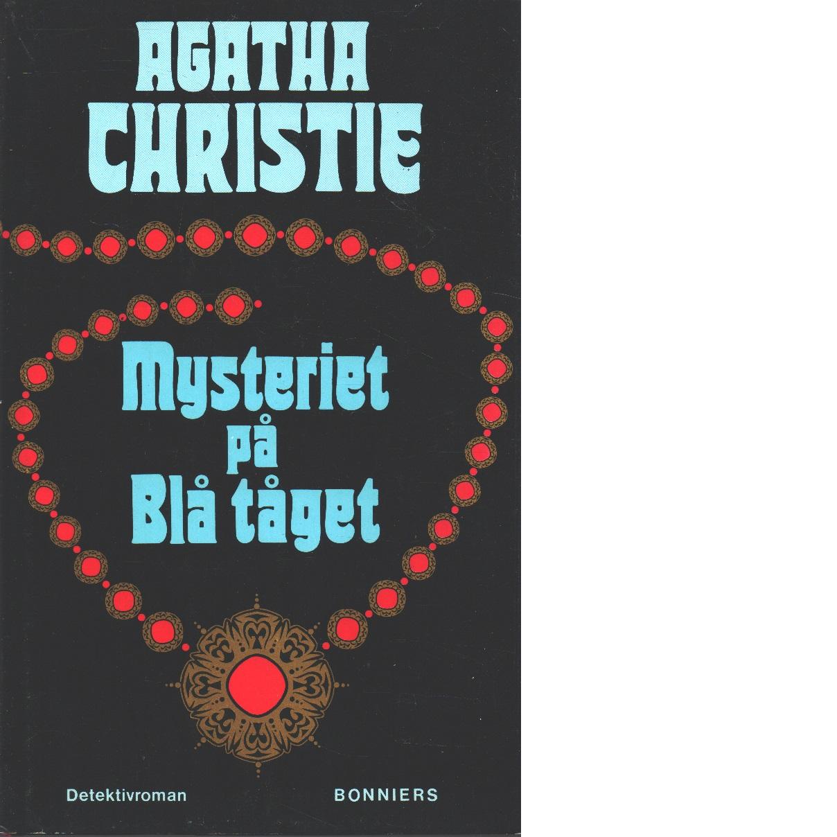 Mysteriet på Blå tåget - Christie, Agatha