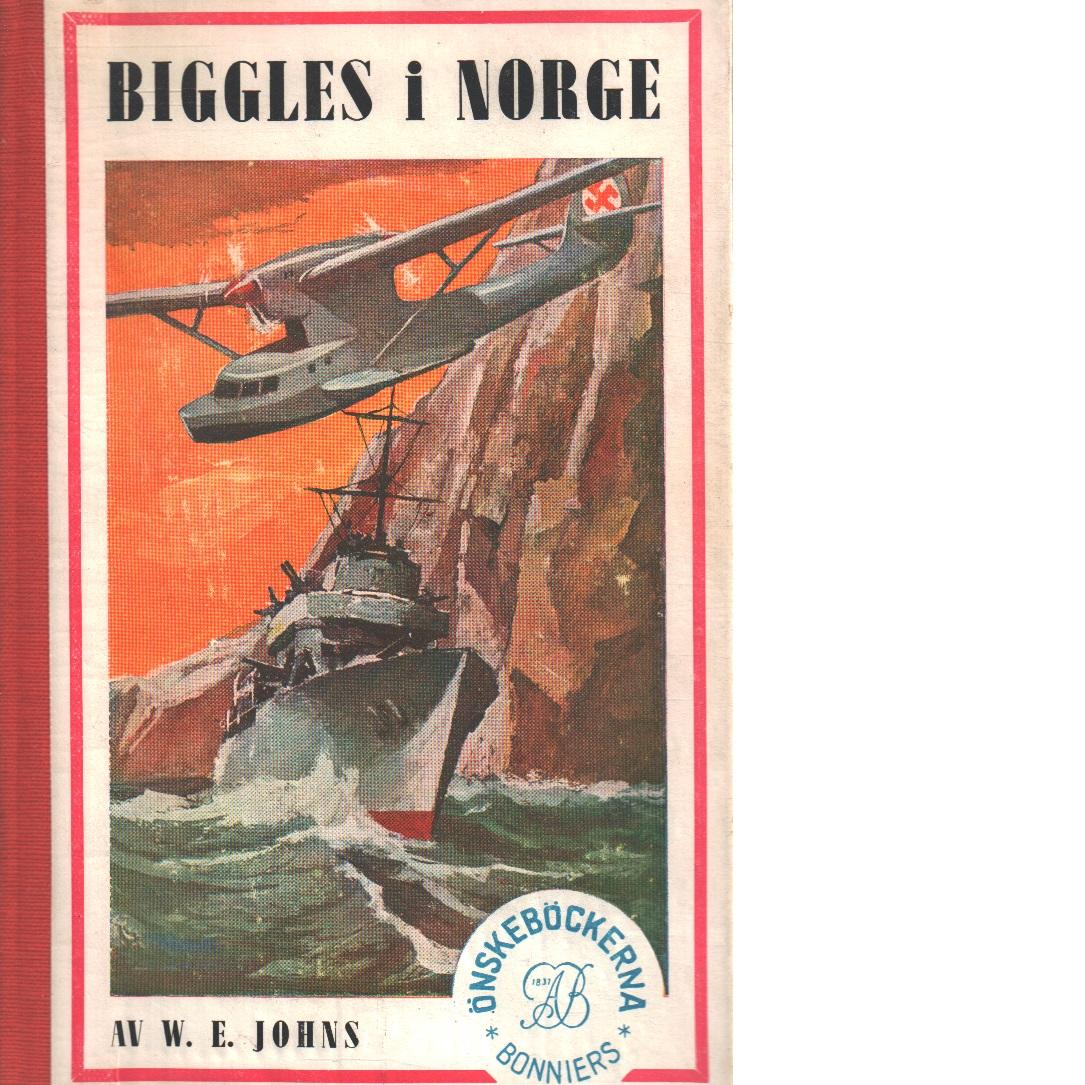 Biggles i Norge - Johns, William Earl