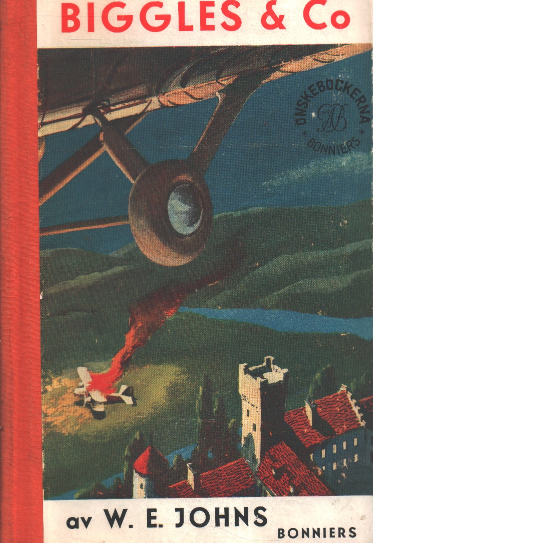 Biggles & Co - Johns, William Earl