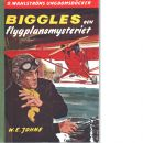 Biggles och flygplansmysteriet - Johns, William Earl