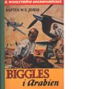 Biggles i Arabien - Johns, William Earl