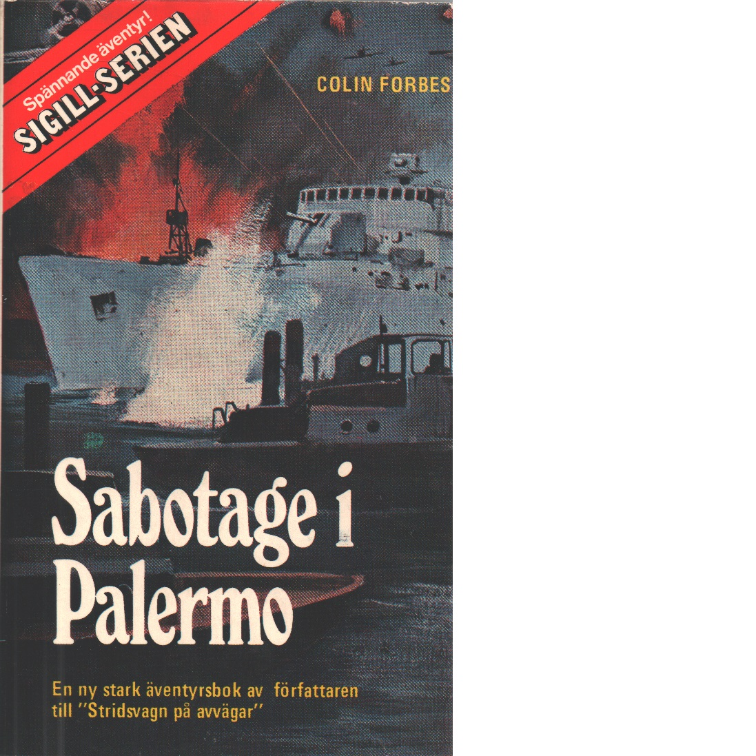 Sabotage i Palermo - Forbes, Colin