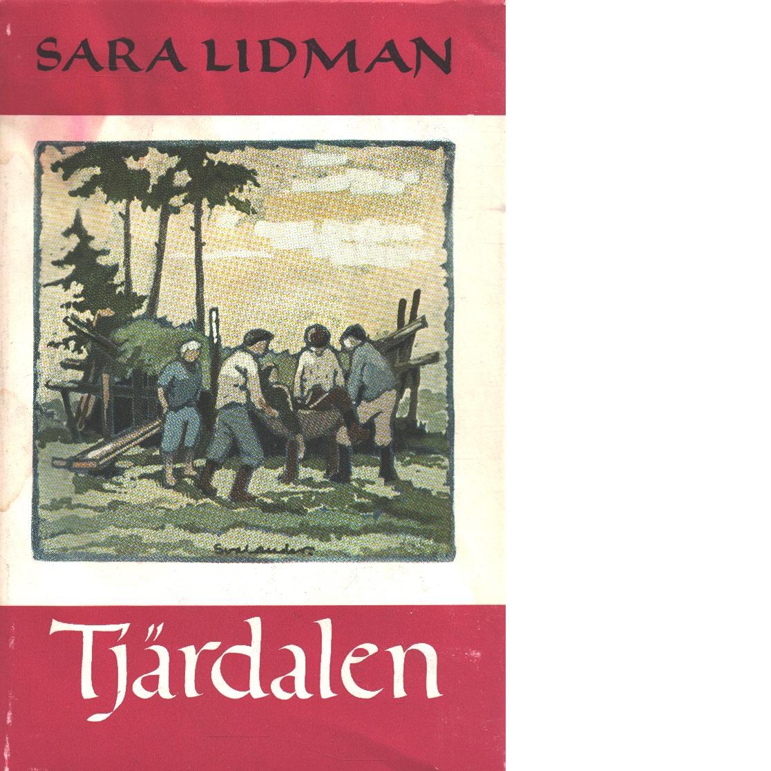 Tjärdalen - Lidman, Sara
