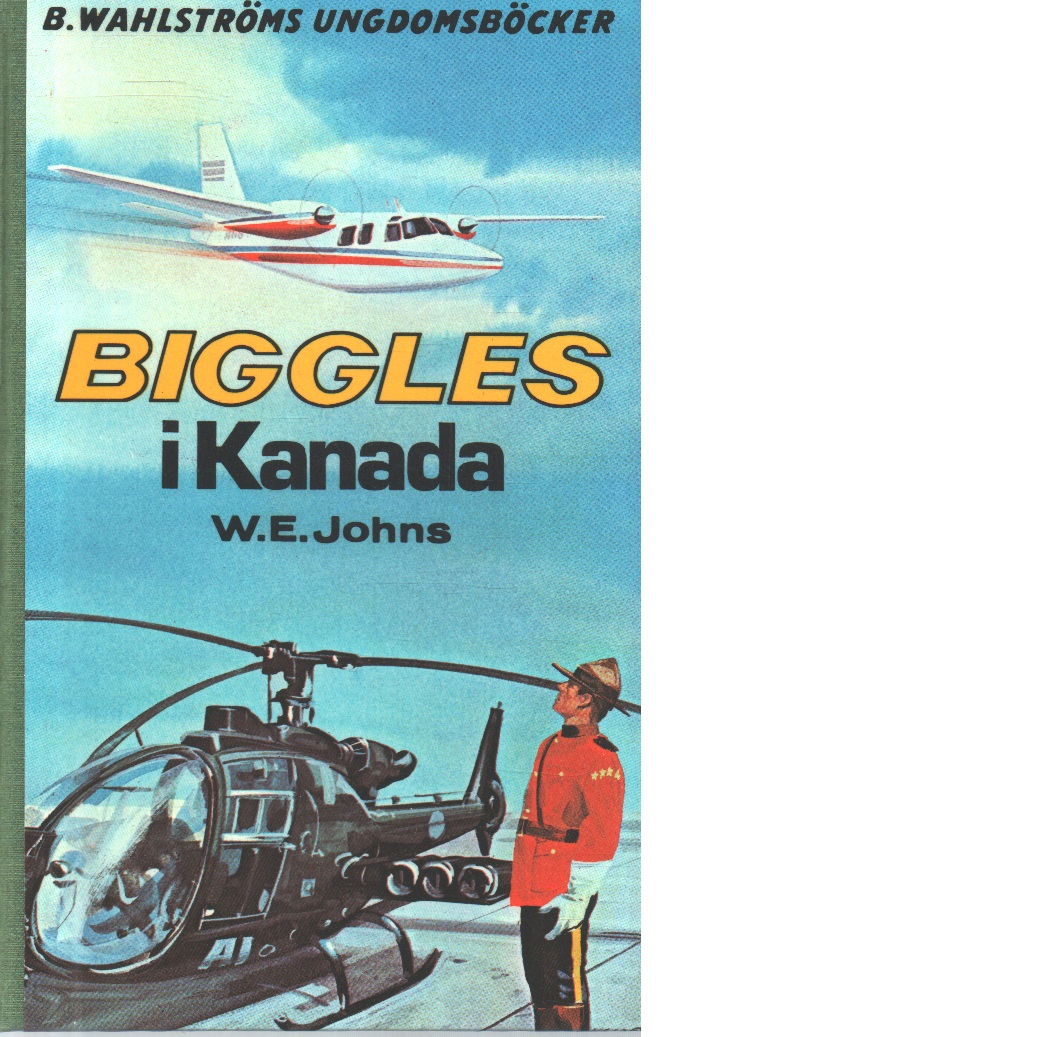 Biggles i Kanada - Johns, William Earl