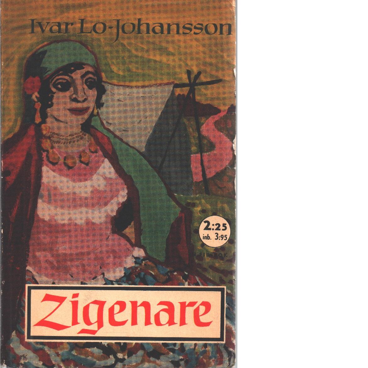Zigenare - Lo-Johansson, Ivar