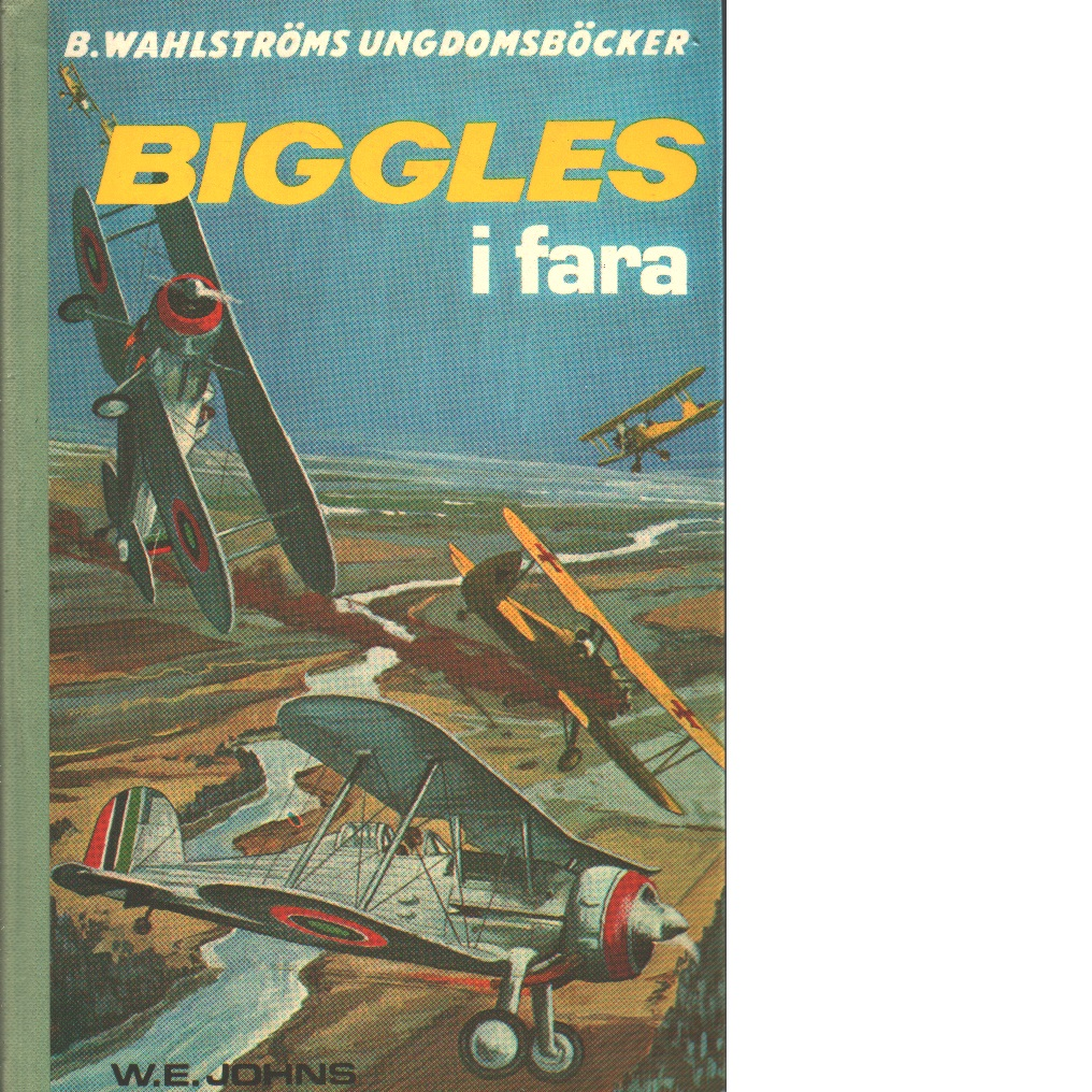 Biggles i fara - Johns, William Earl