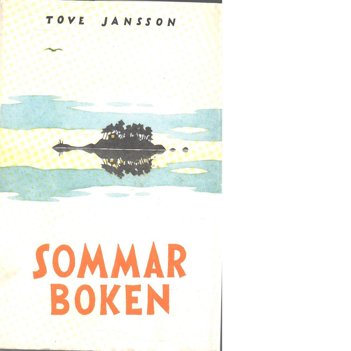 Sommarboken - Jansson, Tove