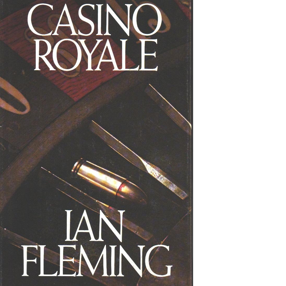 Casino Royale - Fleming, Ian