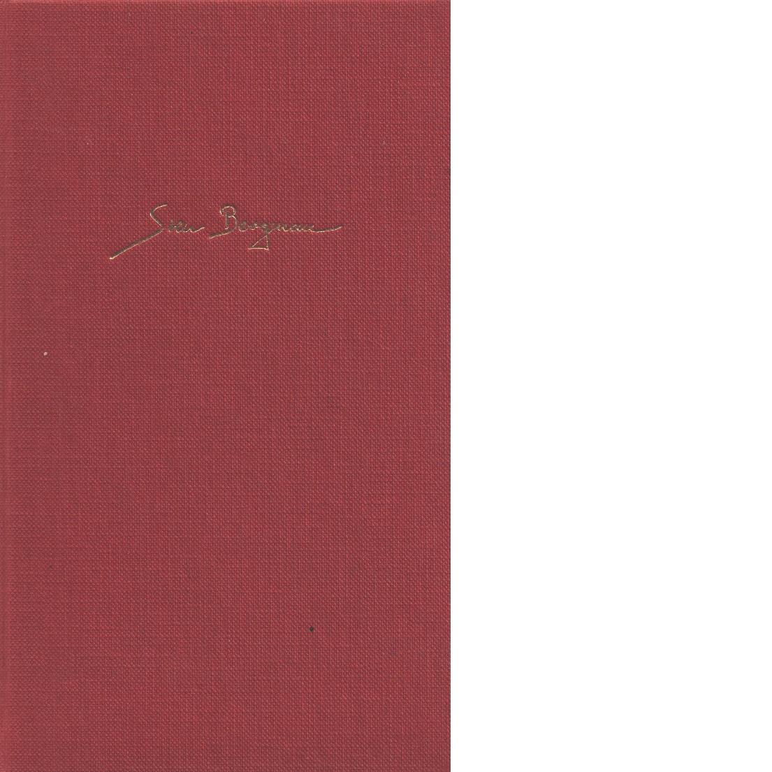 I morgonstillhetens land : skildringar från en forskningsfärd till Korea - Bergman, Sten
