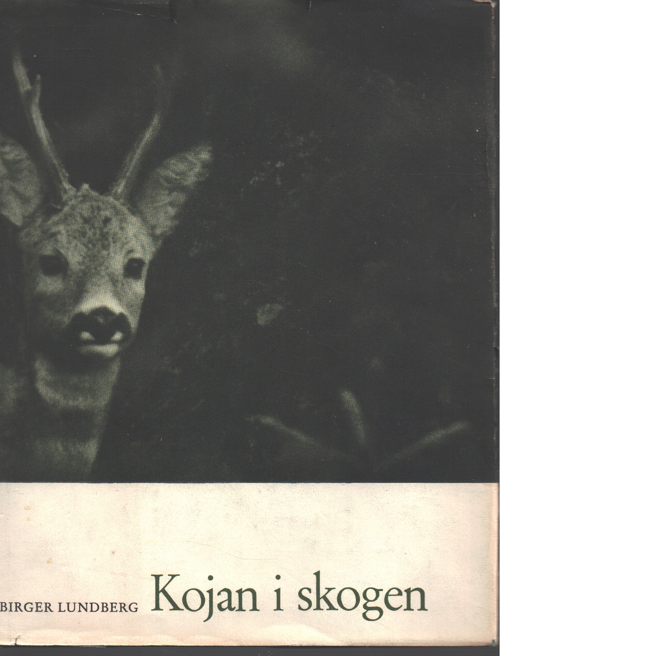 Kojan i skogen. - Lundberg, Birger