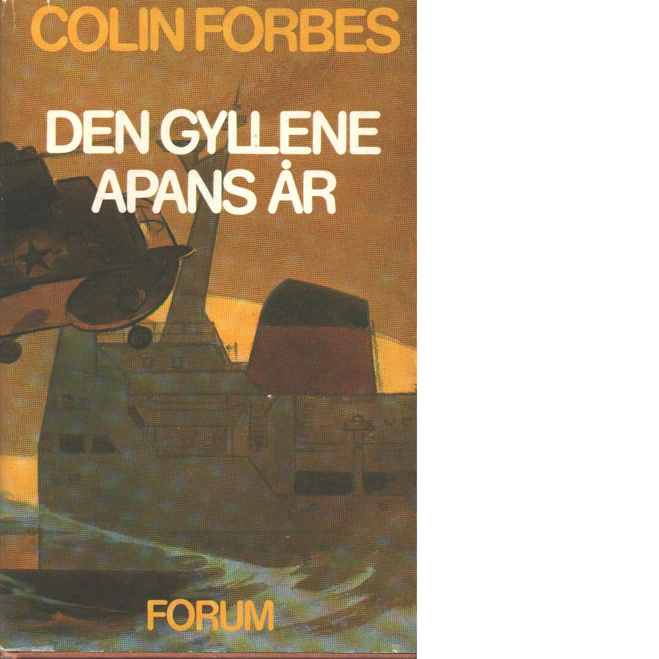 Den gyllene apans år - Forbes, Colin