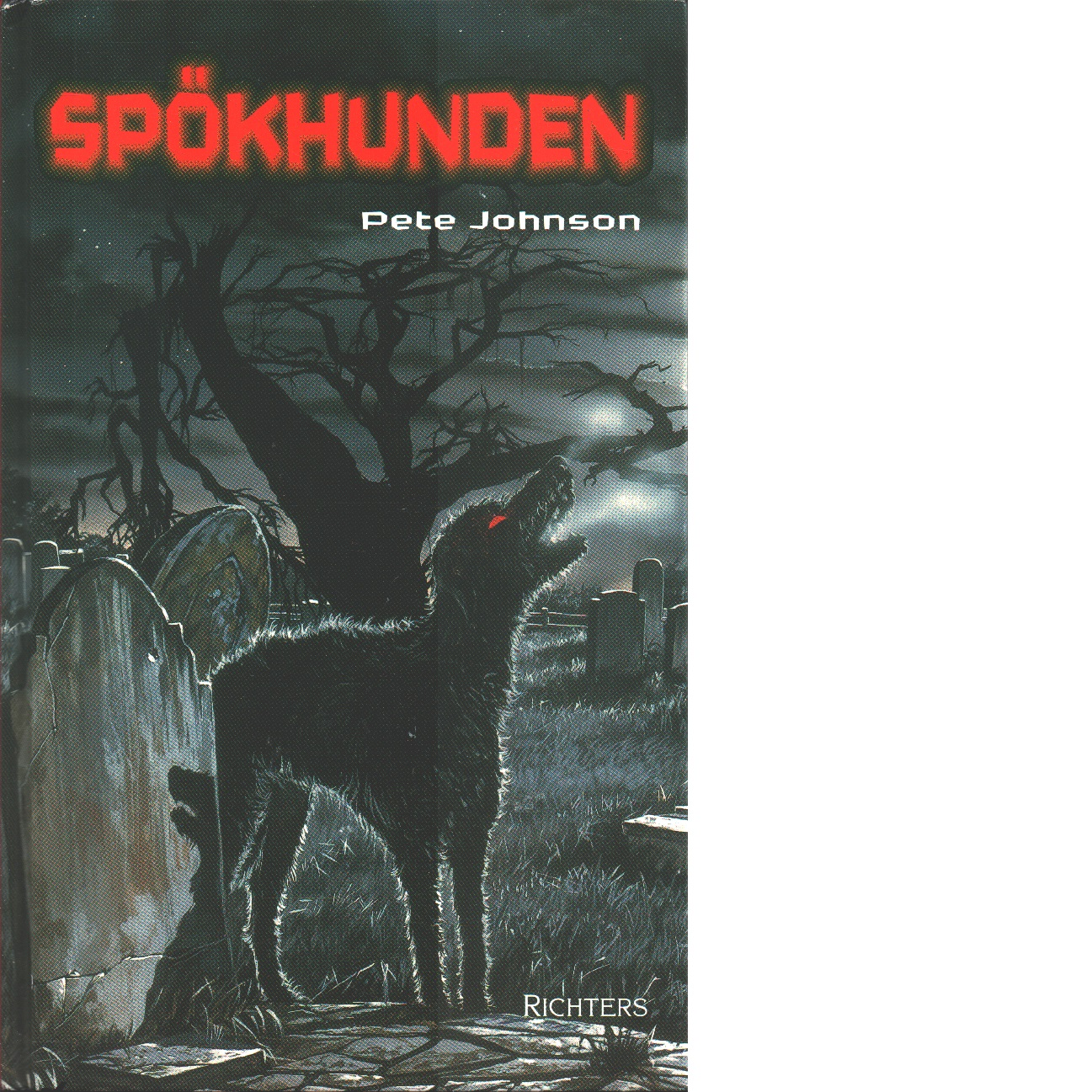 Spökhunden - Johnson, Pete