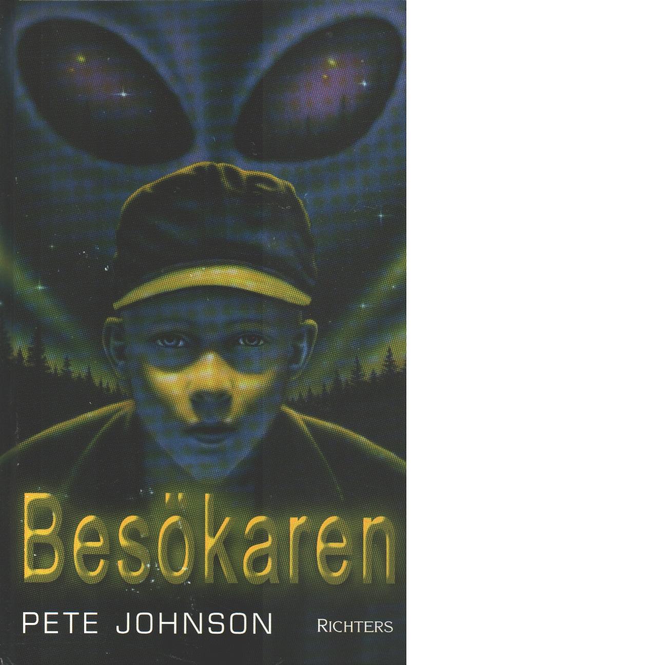 Besökaren - Johnson, Pete