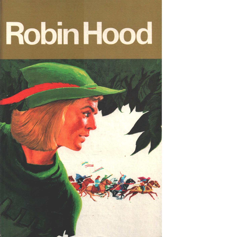 Robin Hood : förkortad upplaga av Walter Scotts roman - Scott, Walter