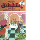 Aladdin och den gåtfulla prinsessan. - Red.