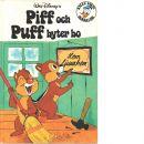 Piff och Puff byter bo. - Red.