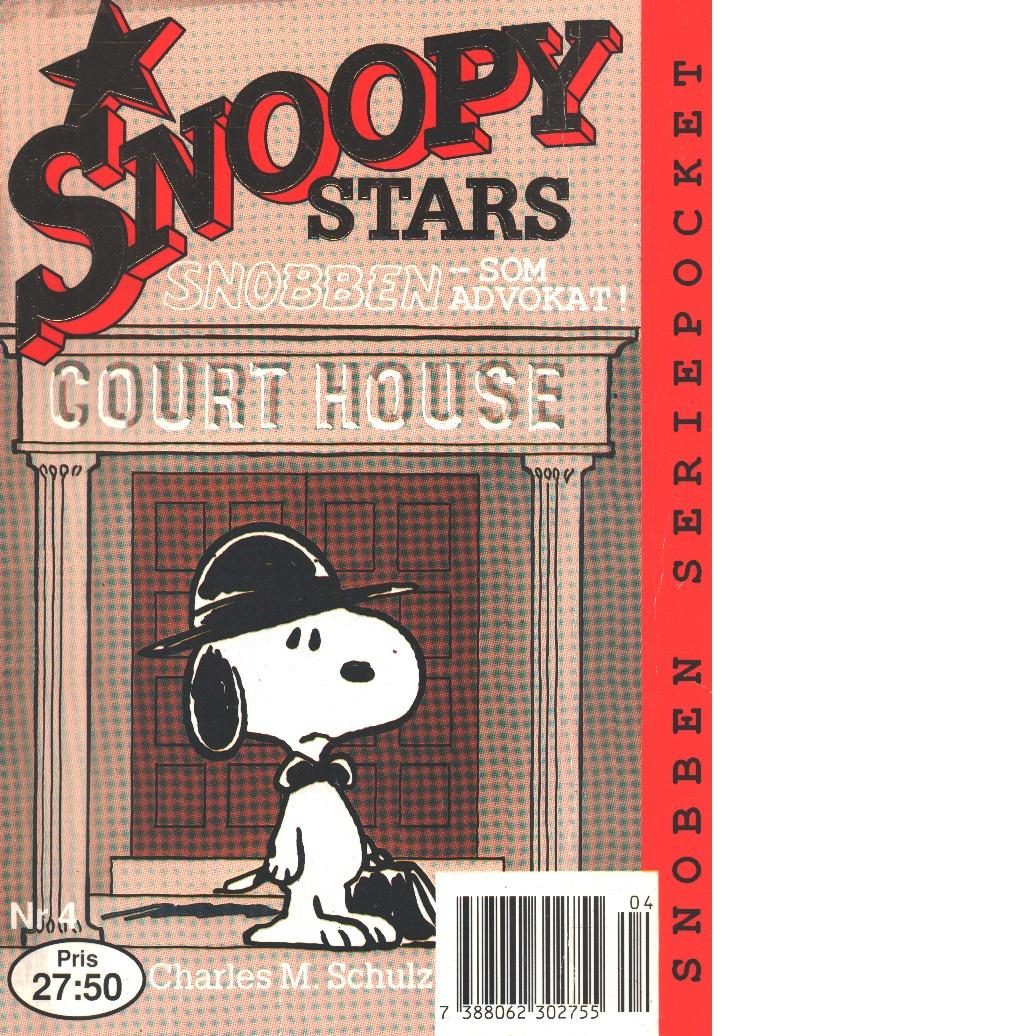 Snobben som advokat - Schulz, Charles M.