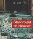 Stenprojekt för trädgården - Qvist, Leif
