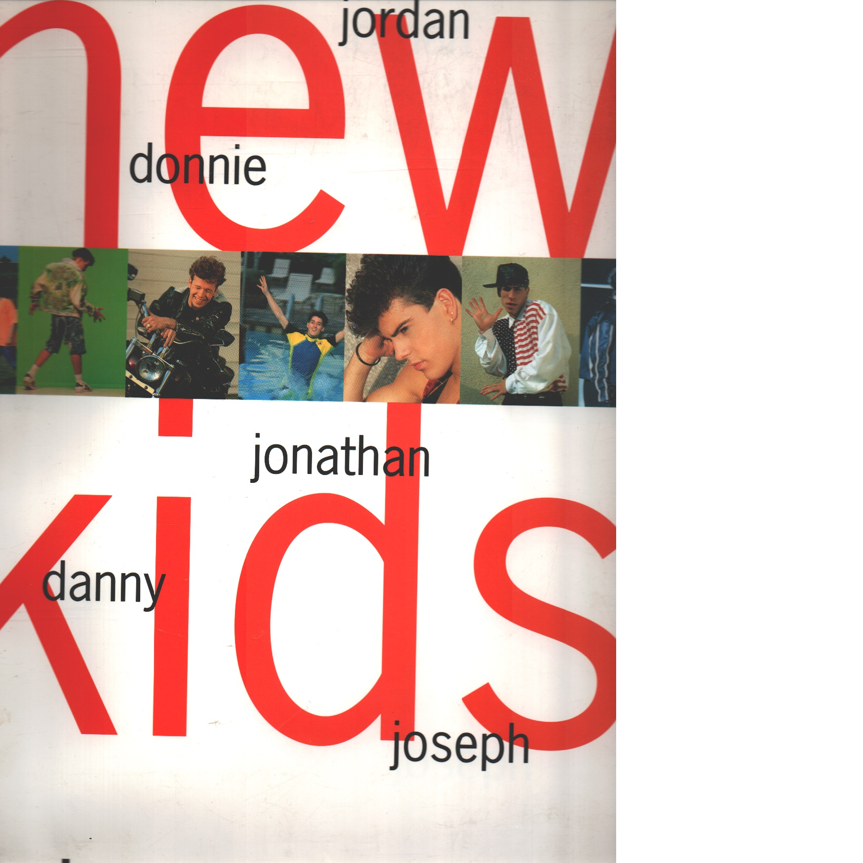 New Kids On The Block - Goldsmith,  Lynn