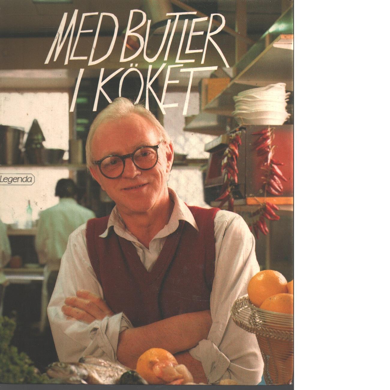 Med Butler i köket - Butler, Carl