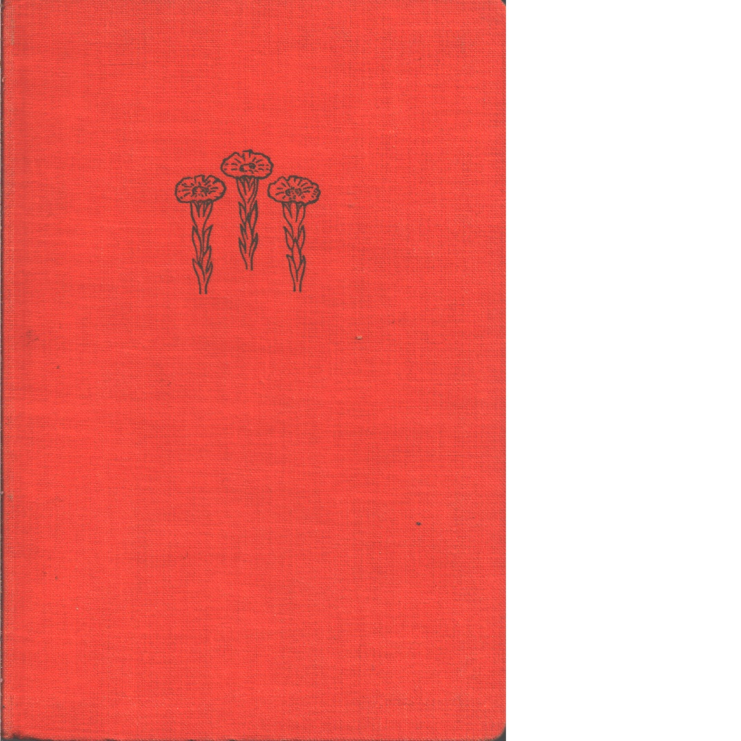 Floran i färg - Bolin, Lorentz och Post, Lennart O. A. von